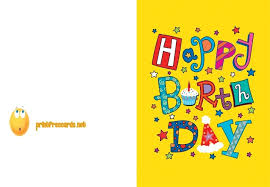 printable greeting cards foldable birthday card template printable birthday greeting cards