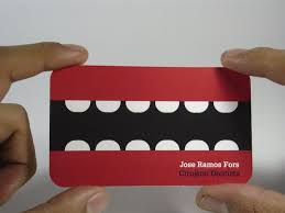 Dental Business Card Designs 20 Best Business Card Dentist Images On Pinterest Business Card