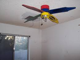 Encon Ceiling Fans by Crayola Ceiling Fan 12 Concentrations On Kids Choices Warisan