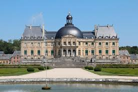 French Chateau House Plans by Vaux Le Vicomte Wikipedia