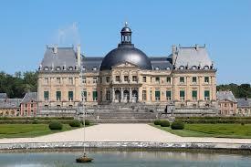French Chateau Floor Plans Vaux Le Vicomte Wikipedia
