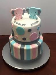 baby shower cake twins love these cakes pinterest shower