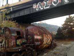 rusty train pittsburgh metaphor for america herald community newspapers