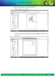 fungsi layout peta dalam sig adalah laporan praktikum sig pembuatan peta persebaran fasilitas umum berbas