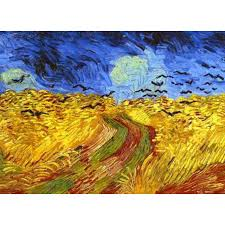 vincent van gogh bedroom hand painted high quality vincent van gogh abstract wheat field with