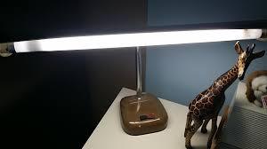 Japanese Desk Post War Japan Fluorescent Desk Lamp 60yrs And Still Going
