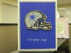 dallas cowboys birthday card cards pinterest cards and card
