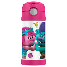 thermos trolls 12oz funtainer bottle target