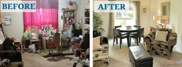 Before And After Organizing by Is Your House Stressing You Out Clutterfly Inc Organizing