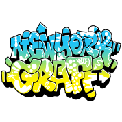 graffiti design lawe sub53 design for new york graffiti color logo s t shirt