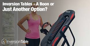stamina products inversion table inversion tables a boon or just another option