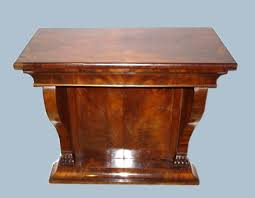 Mahogany Console Table Vintage Mahogany Console Table Antique U2013 Launchwith Me