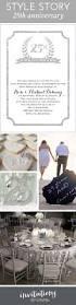 Invitation Cards For 25th Wedding Anniversary 7 Best Wedding Anniversary Images On Pinterest Anniversary Ideas