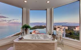 40 stunning luxury bathrooms with incredible views view in gallery naples fl bathroom with a long view over