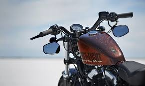 harley davidson 2014 forty eight in all its splendor autoevolution