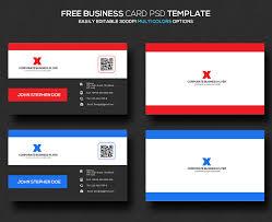 freebie resume u0026 business card psd templates