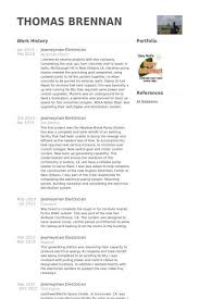 exles of electrician resumes electrical apprentice resume sle image from