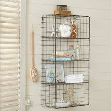 storage pretty bathroom shelving designs recessed wall new excerpt
