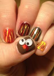 20 must see thanksgiving nail designs to diy