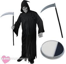 grim reaper costume choose accessories death halloween fancy