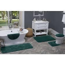 Walmart Bathroom Rugs Better Homes And Gardens Soft Bath Rug Collection Walmart