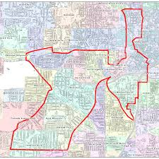 Map Of Atlanta Neighborhoods by About District 4 U2013 Jason Dozier