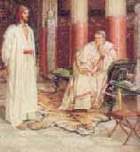 imagenes de jesus ante pilato jesús comparece ante pilato