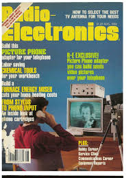 Heath Zenith Sl 4100 Bk A by Radio Electronics Magazine 08 August 1982 Satellite Television