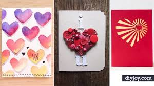 valentines cards 50 thoughtful handmade valentines cards diy