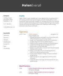graphic design resume exle resume exle graphic designer 28 images exle of web designer