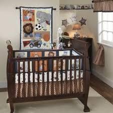 Team Safari Crib Bedding Lambs Bow Wow 9 Crib Bedding Set Maternity