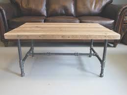 coffe table fresh copper pipe coffee table design decorating