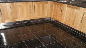 black floor tiles black galaxy granite floor tile black galaxy