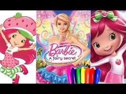 disney princess barbie strawberry shortcake berrybest princess