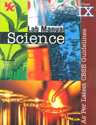 lab manual science class ix as per latest cbse guidelines amazon