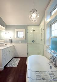 Bathroom Chandeliers Ideas Modern Small Chandeliers For Bathroom Design That Will Make You