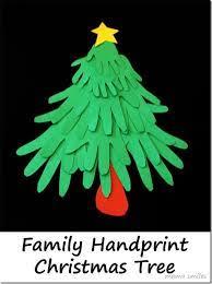 handprint tree ornaments search
