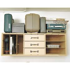 Tool Storage Shelves Woodworking Plan versa cab tool cabinet system woodworking plan from wood magazine