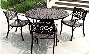 Steel Patio Chairs Buy Metal Patio Furniture Pertaining To Metal Patio Table Metal