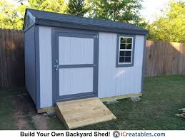 Making Your Own Shed Plans by 23 Best 8x12 Shed Plans Images On Pinterest Shed Plans Backyard