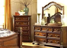 Bedroom Set With Vanity Dresser Vanity Mirror Set Moutard Co
