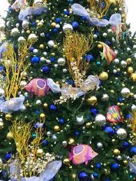 christmas under the sea crafts pinterest christmas tree and