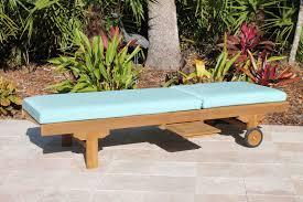 sale sunbrella fabric chaise lounge cushion oceanic teak furniture