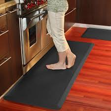 Commercial Kitchen Mat Kitchen Gel Kitchen Mats For Comfort Creating The Ultimate Anti