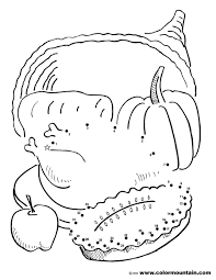 thanksgiving activity coloring page create a printout or activity