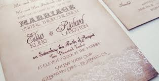 Free Sample Wedding Invitations Wedding Invitation Free Sample Gallery Wedding And Party Invitation