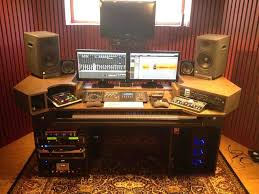 Home Music Studio Ideas by Maxresdefault Home Studio Workstation Recording Desk Diy Youtube