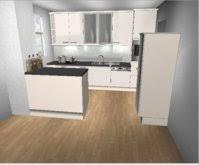 kleine küche mit kochinsel best offene küche mit insel gallery home design ideas milbank us