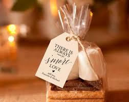 smores wedding favors s more tags s more sign wedding printable