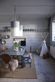 Industrial House by Industrial Home In An Old Butcher U0027s Shop U2013 Kate Young Design